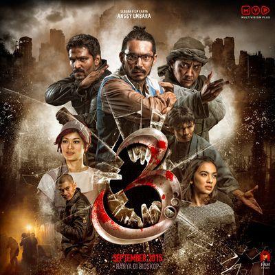 3 The Movie Indonesia Masa Depan Catatan Neser