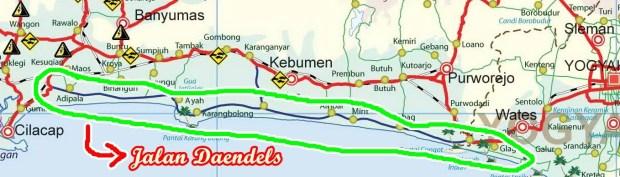 Jalur Daendels Selatan