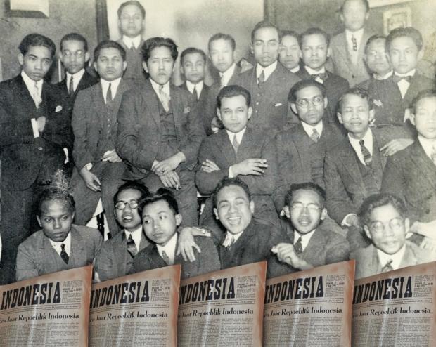 Mahasiswa Perhimpunan Indonesia