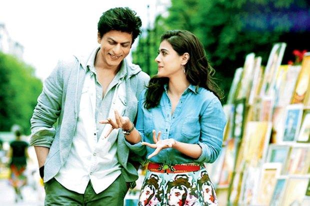 SRK - Kajol